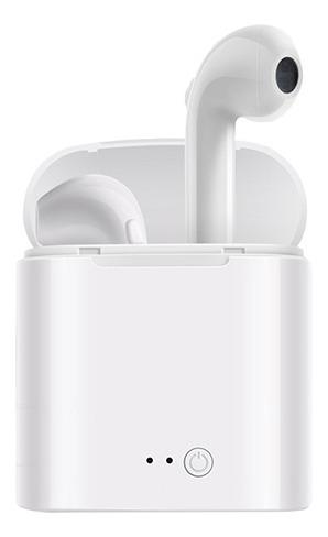 Fone De Ouvido Bluetooth Tws I7s Branco