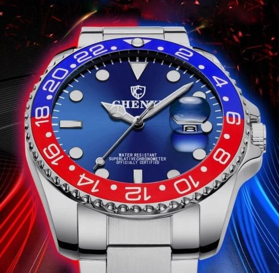 Relógio Luxuoso Original Prova D