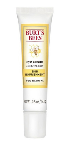Crema De Ojos Burt's Bees Skin Nourishment 14 Gr
