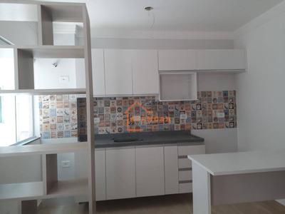 Studio Com 1 Dormitório À Venda, 35 M² Por R$ 185.000 - Cidade Patriarca - São Paulo/sp - St0012