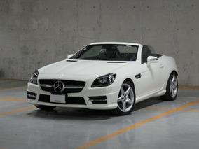 Mercedes-benz Clase Slk 200 Impecable, Convertible