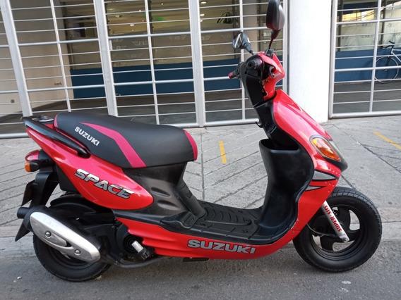 Moto Scooter Suzuki Spice, Barata $1