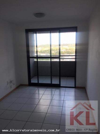 Apartamento Para Venda Em Natal, Candelária, 2 Dormitórios, 1 Suíte, 2 Banheiros, 1 Vaga - Ka 0878