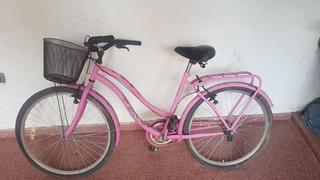 Bicicleta De Nena - Rodado 26