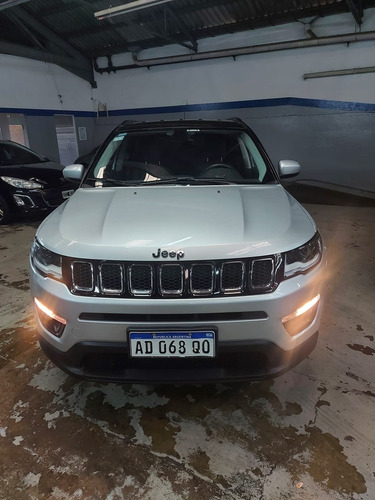 Jeep Compass Longitude 2.4 4x4 At9 2018