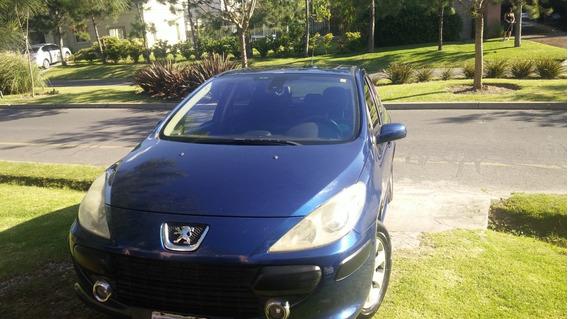 Peugeot 307 2.0 Xt Premium Azul