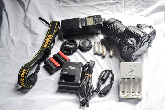 Nikon D7200 Completa.