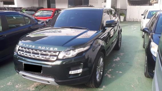 Land Rover Evoque 2012 2.0 Si4 Prestige 5p