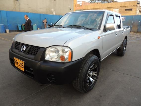 Nissan Frontier 2.400cc 4x2 Sa Mt