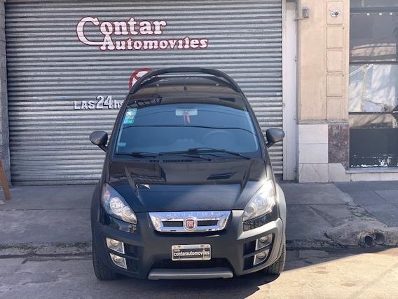 Fiat Idea Adventure 1,6 2013