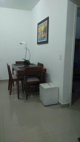 Apartamento Em Vila Urupês, Suzano/sp De 64m² 2 Quartos À Venda Por R$ 265.000,00 - Ap900067