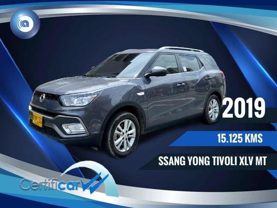 Ssangyong Tivoli Xlv Financiamos