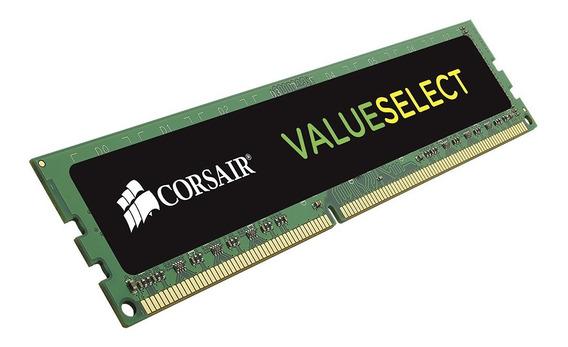 Memoria Ram Pc 8gb Corsair Value Select Ddr4 2666mhz Dimm