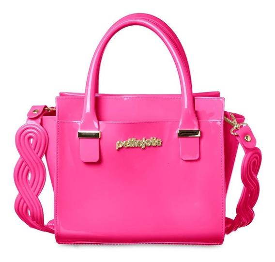 Bolsa Feminina Pj4618 Petite Jolie Love Bag - Promoção