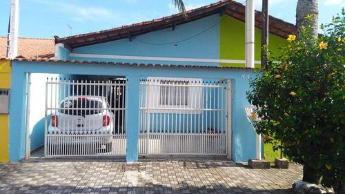 Imagem 1 de 14 de 5594 Casa 2 Dormitórios Financiamento Bancário Mongaguá