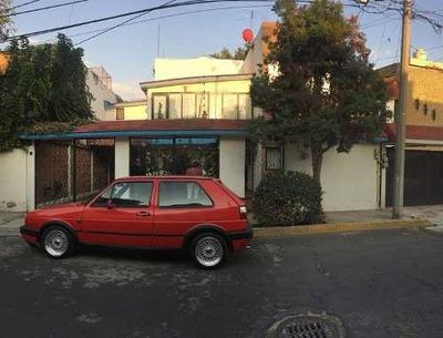 Casa Con 5 Recamaras En Venta Al Sur De La Cdmx, Tepepan