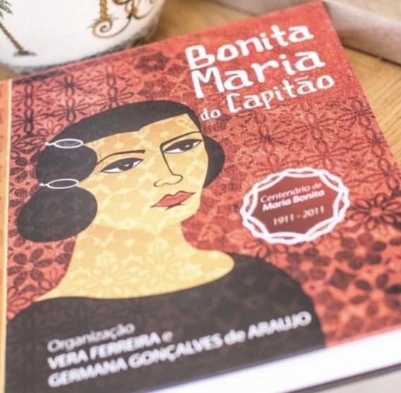 Livro. Bonita Maria Do Capitão