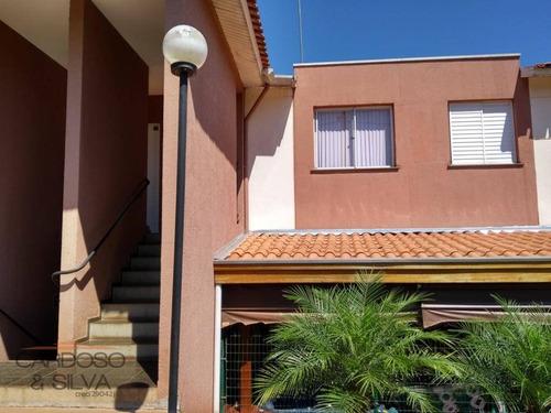 Imagem 1 de 15 de Apartamento Com 2 Dormitórios À Venda, 52 M² Por R$ 180.000,00 - Planalto Do Sol Ii - Santa Bárbara D'oeste/sp - Ap0048