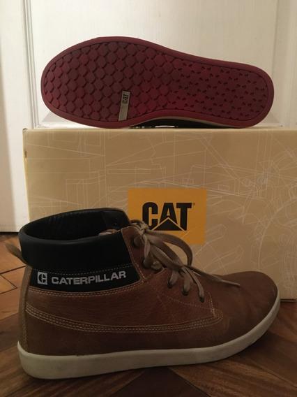 Zapatillas Botas Borcegos Cat Igual A Nuevas!!!!