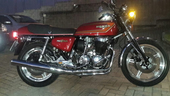 Honda 750 Four F2 Super Sport