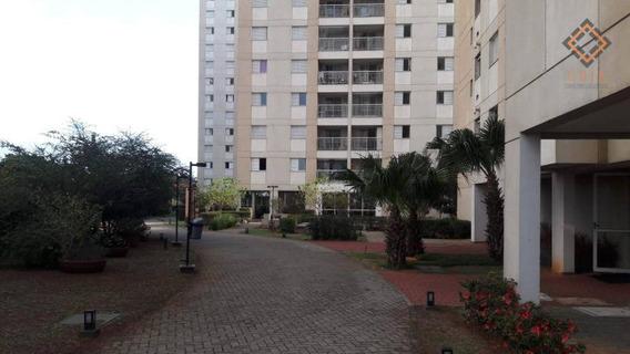 Apto Colinas Vertentes, 70 M² 3 Dorms. Sendo 1 Suíte, Sala, Cozinha, Área Serviço, Sacada, 1 Vaga, Lazer Completo R$ 375.000,00 - Ap43421