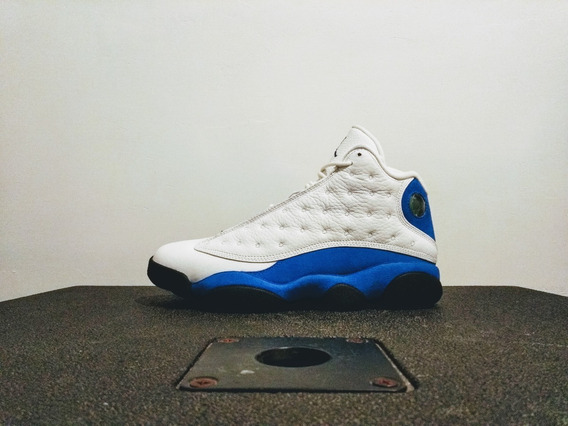 Tenis Nike Jordan 13 Hyper Royal Talla #8.5mx, Pambo_tenis