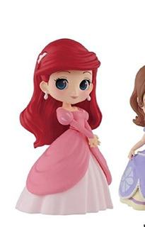 Disney Personajes Q Posket Petit Ariel Sofia Aurora La Siren