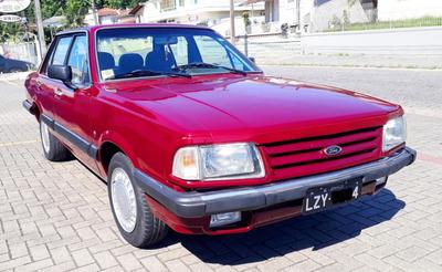 Del Rey Ghia 89/90 4p 1.8 Ap Completo Placa Preta