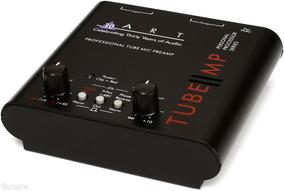 Art Tube Mp Pré Amplificador Valvulado Microfone Line -gtia