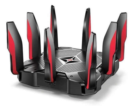 Roteador Tp-link Archer C5400x Gamer Router Tri-band C5400