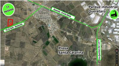 Venta Terreno De Oportunidad Querétaro