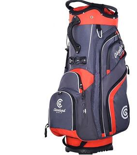 Golf Center Bolsa Cleveland 14 Divisiones Deluxe Cart Grey/r
