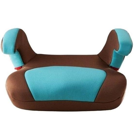 Assento De Elevação Para Auto Top Confort Verde- De 3 A 8 An