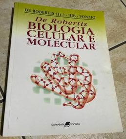 Livro Biologia Celular E Molecular De Robertis