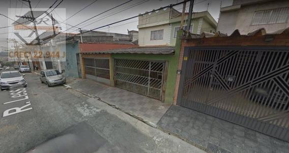 Casa Com 2 Dormitórios À Venda, 265 M² Por R$ 462.000,00 - Chácara Belenzinho - São Paulo/sp - Ca2433
