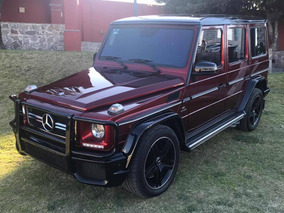 Mb Clase G 63 Amg Biturbo At 2016 Crazy Color, Previa Cita!