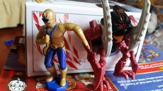 Power Ranger Bionicle Lote
