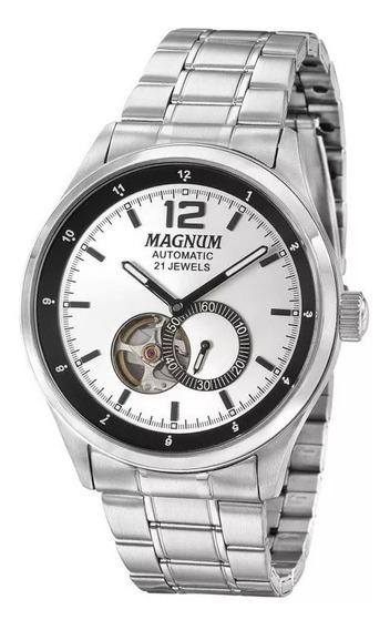 Relógio Magnum Automático Ma33906q