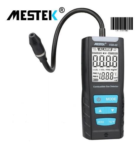 Detector De Gas Sensor Inteligente Monitor Calidad Aire