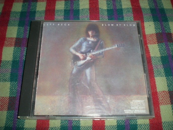 Jeff Beck / Blow By Blow - Cd Made In Usa - Sello Epic I2