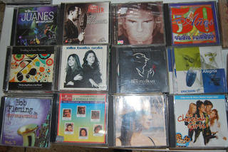 Musica Cd Originales 3x1 Remate Lote 1