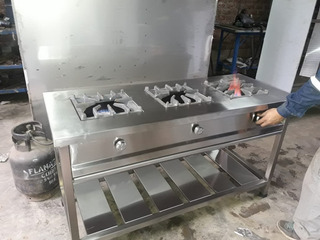 Muebles De Acero Inoxidable Para Cocina Industrial en ...