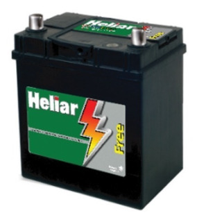 Bateria Heliar F36jd Fit, City, Qq, Spark - La Plata