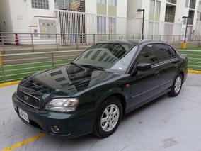 Subaru Legacy 2002 Gl 2.0 Awd Transmicion Autamatica Full