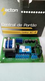 Placa Central Acton Ac-3 Universal Automatiza Qual Quer Moto