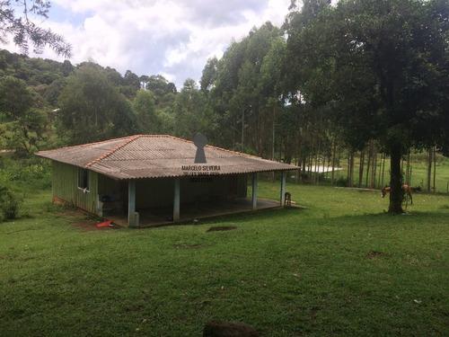 Chácara A Venda No Bairro Centro Em Bocaiúva Do Sul - Pr.  - 407-1