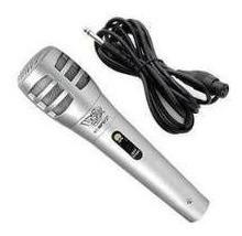 Microfone Dynamic Hdb Ut-mp5127 Dinâmico Prata 20pçs