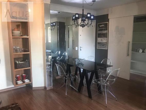 Apartamento Para Locação Em Santo André, Casa Branca, 1 Dormitório, 1 Suíte, 2 Vagas - Sa170_2-1027325