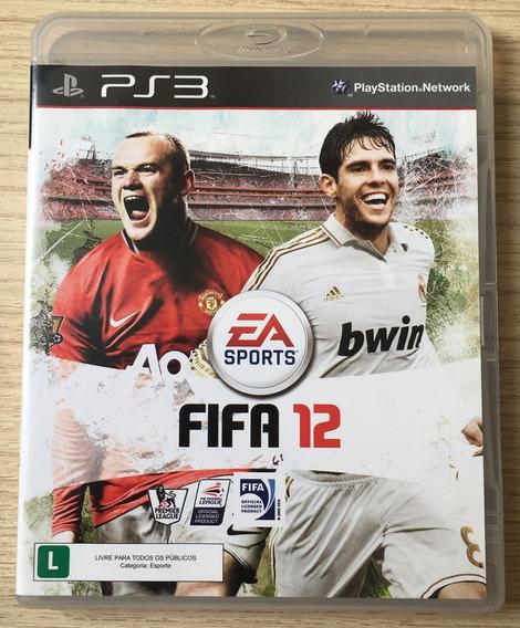 Fifa 12 Original Ps3 Midia Fisica