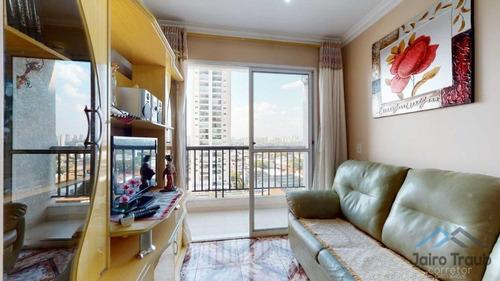 Apartamento  Com 2 Dormitório(s) Localizado(a) No Bairro Socorro Em São Paulo / São Paulo  - 17220:924618